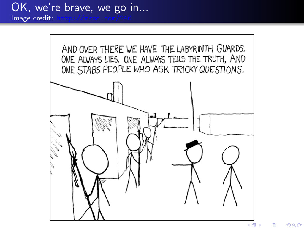OK, we're brave, we go in... Image credit: http...