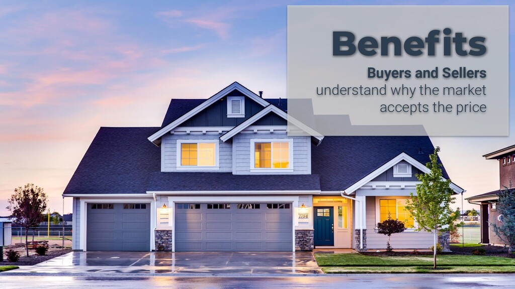 Benefits Buyers and Sellers understand why the m...