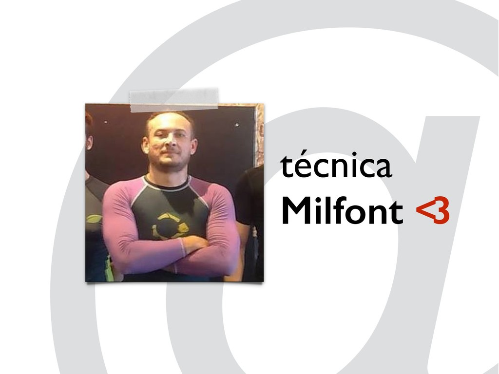 técnica Milfont <3