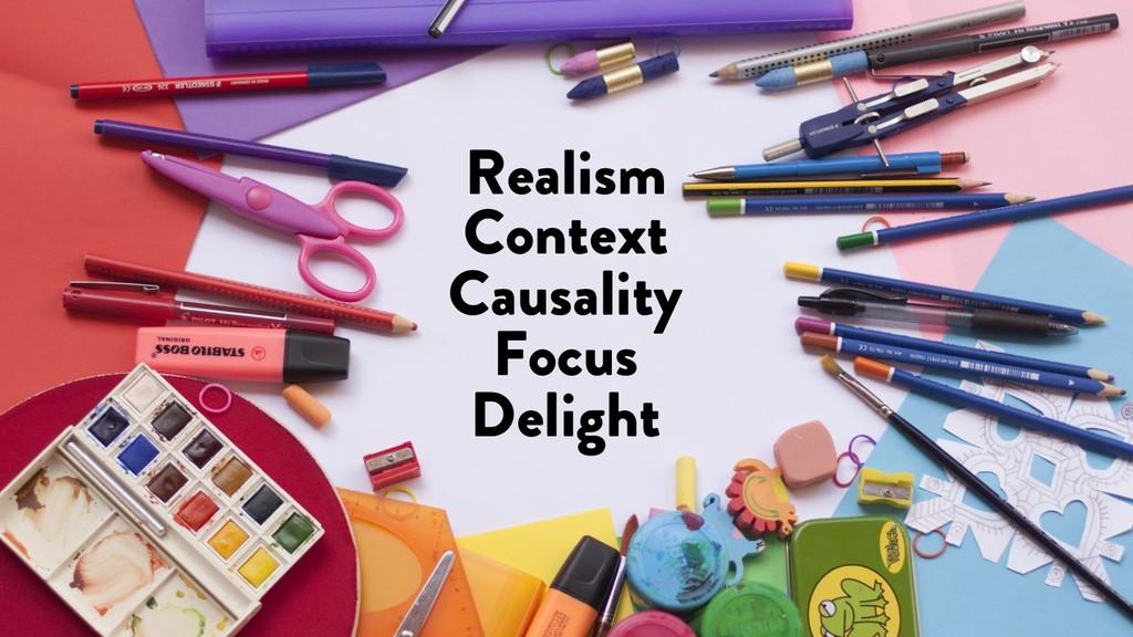 @marktimemedia Realism Context Causality Focus ...