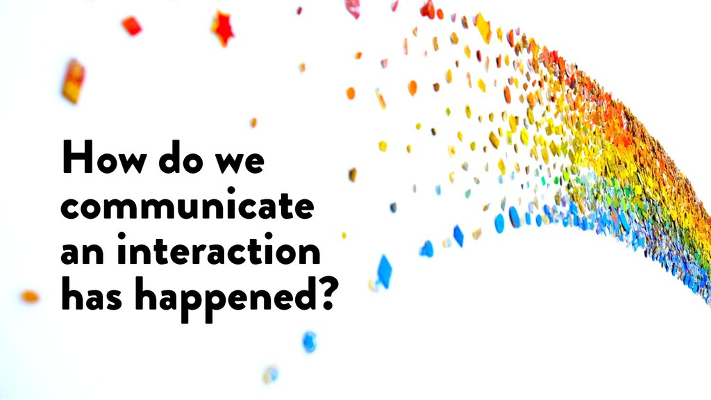 @marktimemedia How do we communicate an interac...