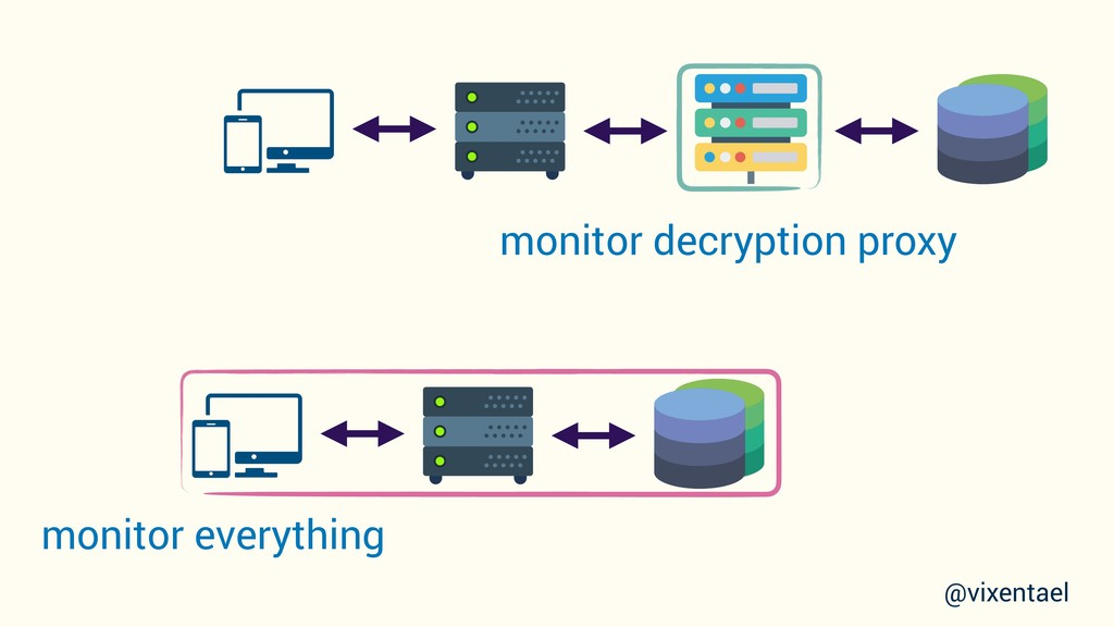 monitor everything monitor decryption proxy @vi...