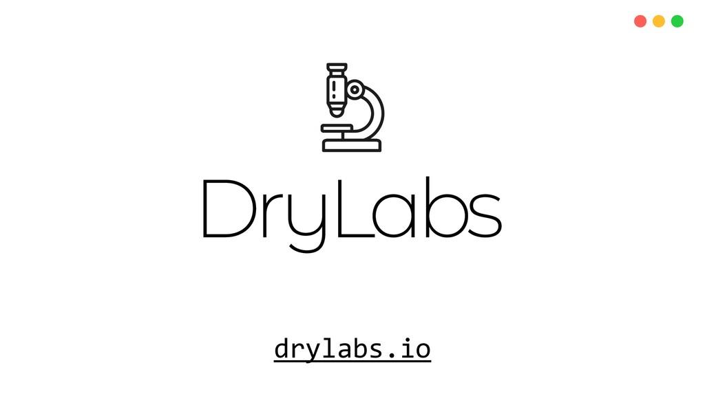 drylabs.io