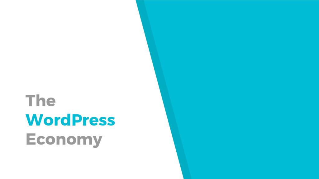 The WordPress Economy