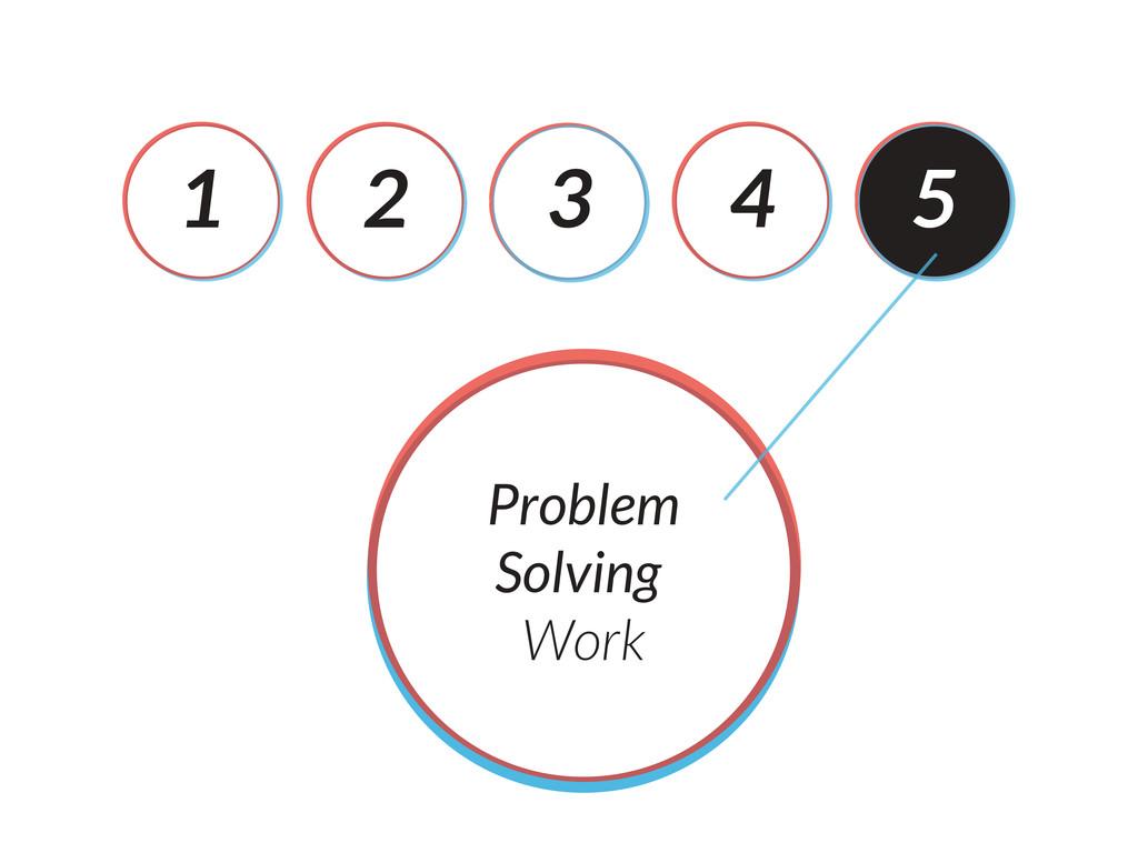 1 2 3 4 5 Problem Solving Work