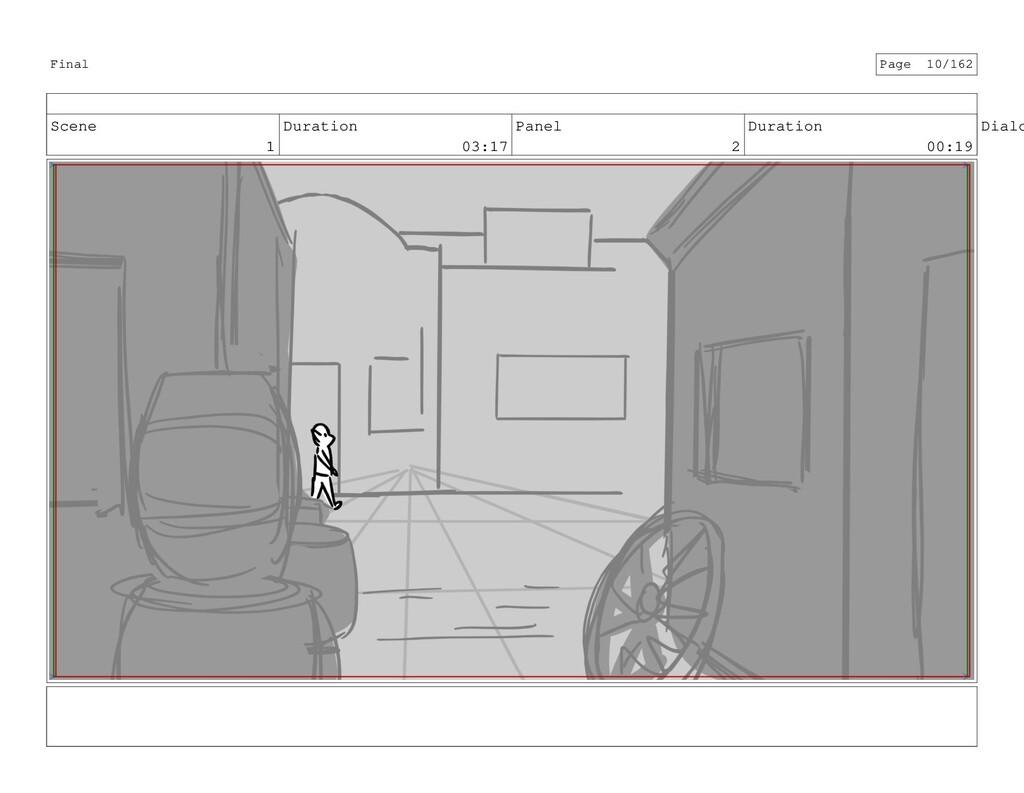 Scene 1 Duration 03:17 Panel 2 Duration 00:19 D...