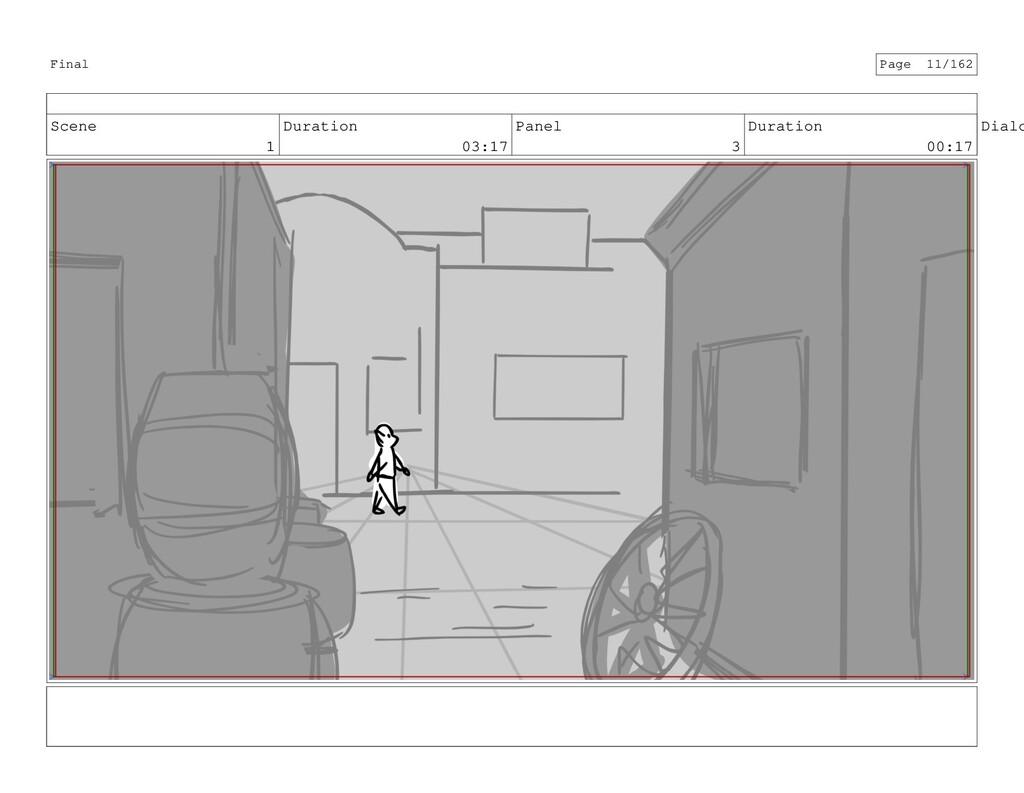 Scene 1 Duration 03:17 Panel 3 Duration 00:17 D...