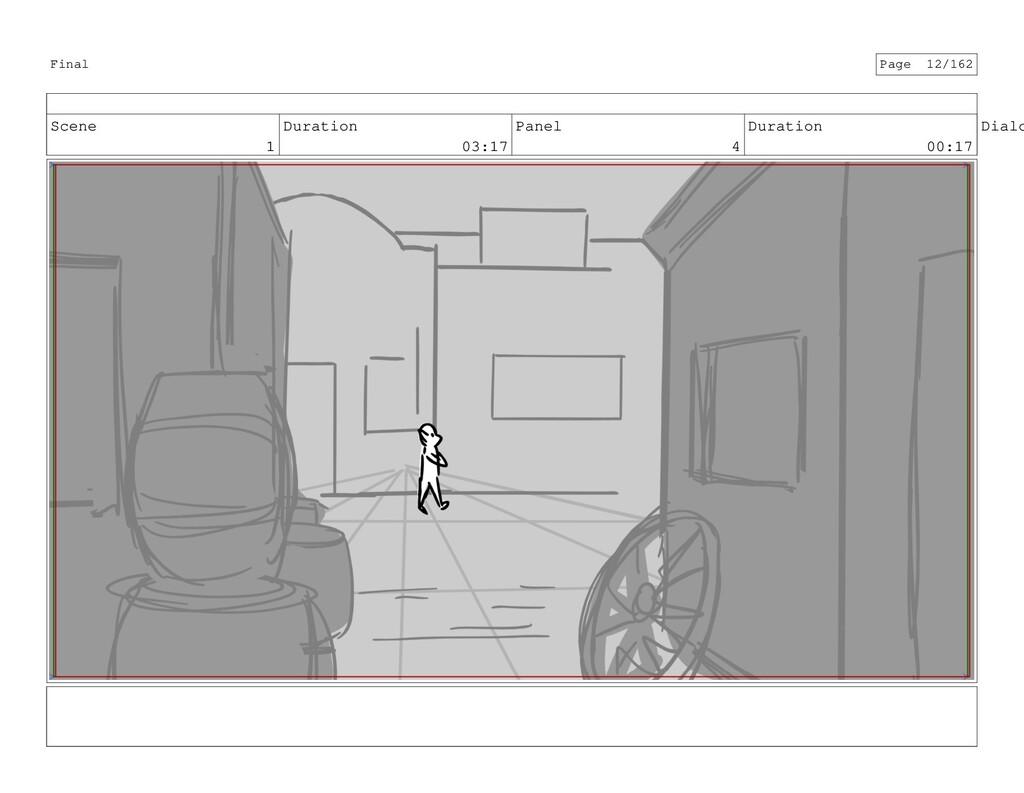 Scene 1 Duration 03:17 Panel 4 Duration 00:17 D...
