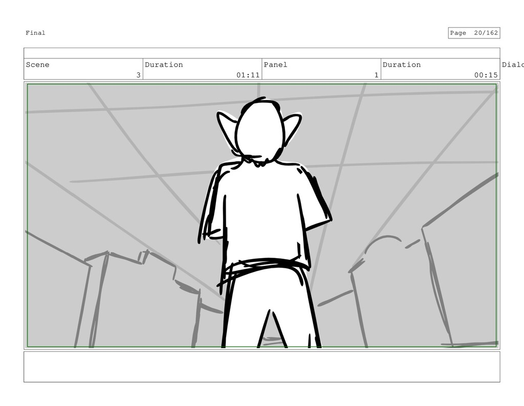 Scene 3 Duration 01:11 Panel 1 Duration 00:15 D...