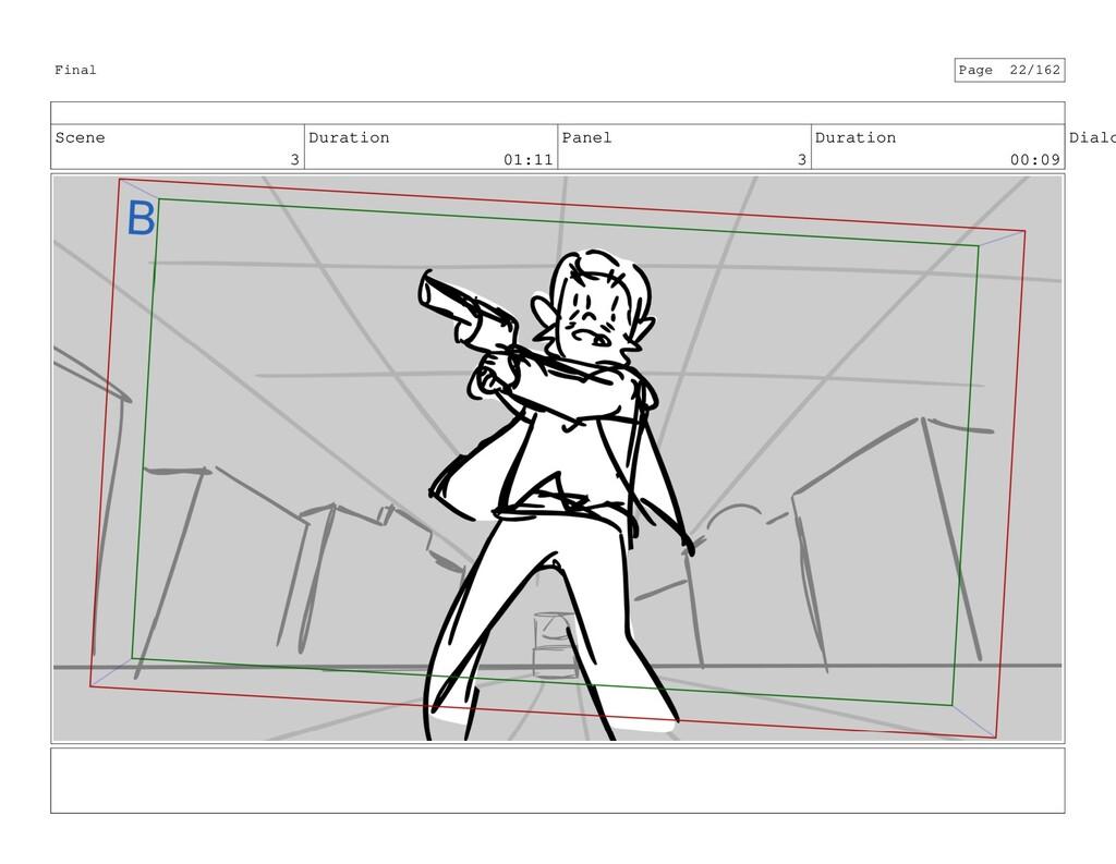 Scene 3 Duration 01:11 Panel 3 Duration 00:09 D...