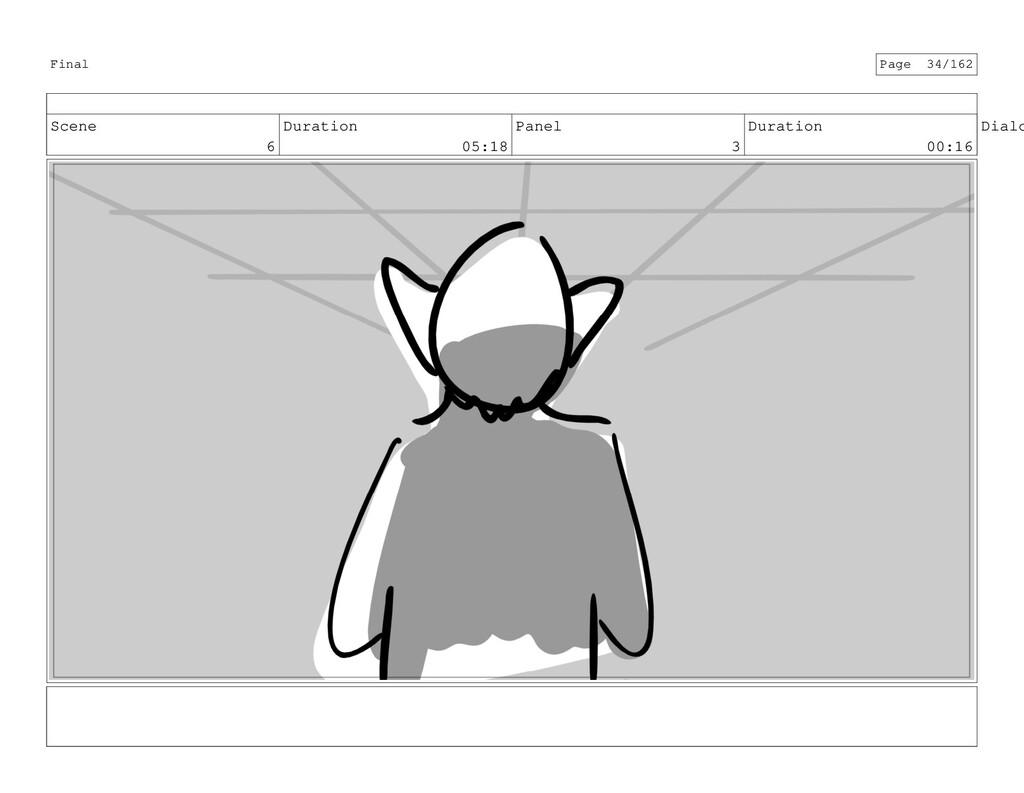 Scene 6 Duration 05:18 Panel 3 Duration 00:16 D...