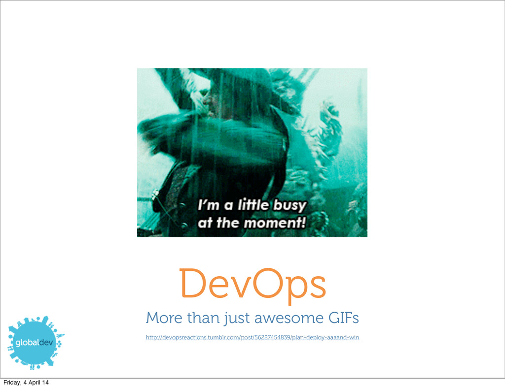 DevOps More than just awesome GIFs http://devop...