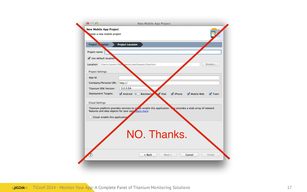TiConf 2014 - Monitor Your App: A Complete Pane...