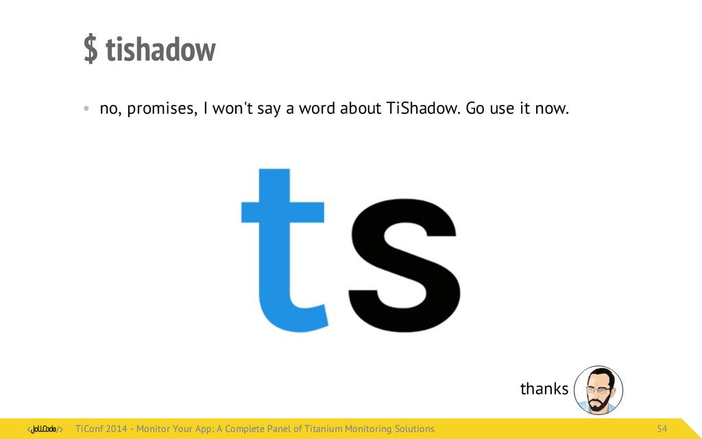 $ tishadow • no, promises, I won't say a word a...