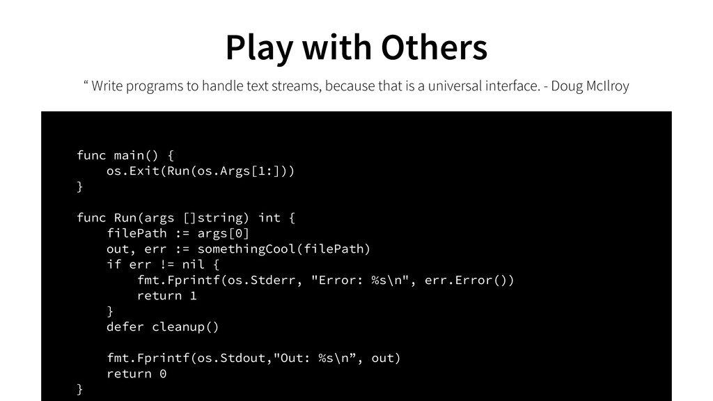 "Play with Others "" Write programs to handle tex..."