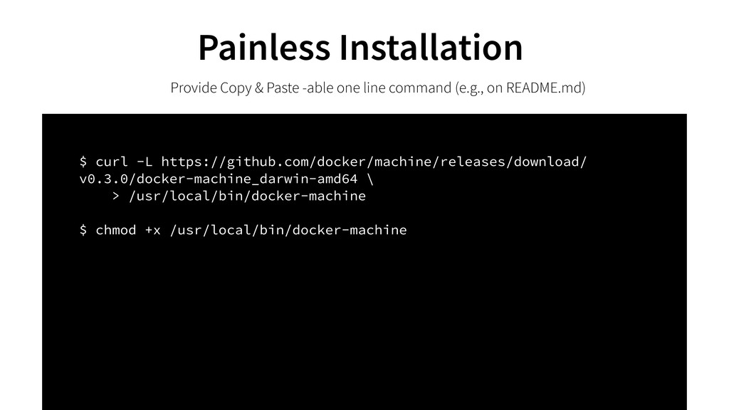 Painless Installation Provide Copy & Paste -abl...