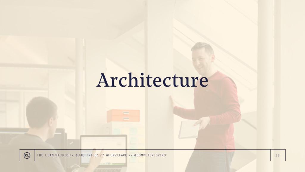 18 Architecture THE LEAN STUDIO // @ JJEFFRIES1...
