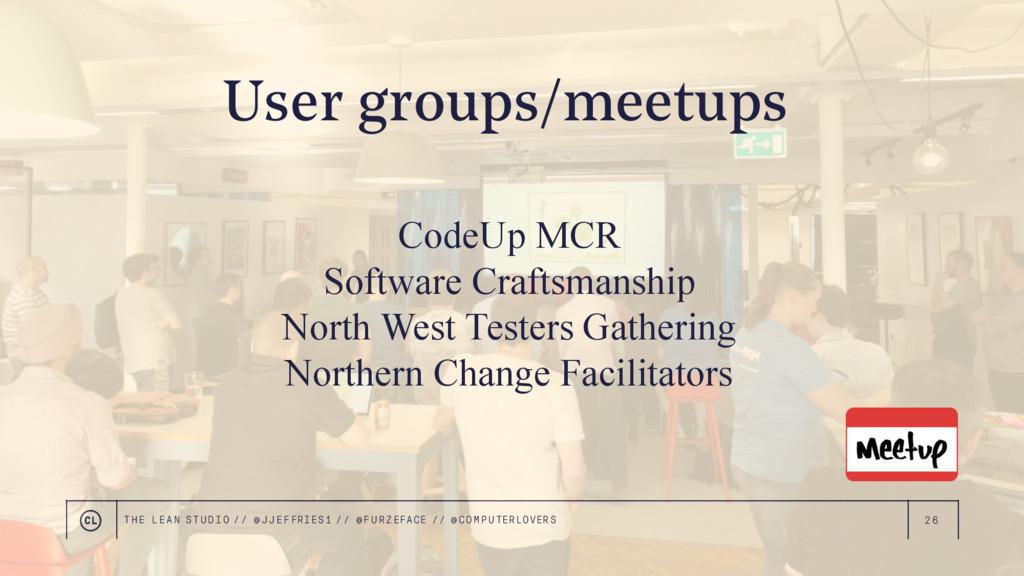 26 CodeUp MCR Software Craftsmanship North West...