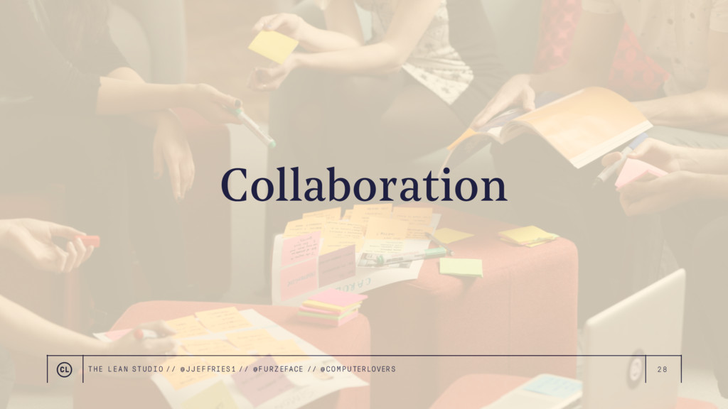 28 Collaboration THE LEAN STUDIO // @ JJEFFRIES...