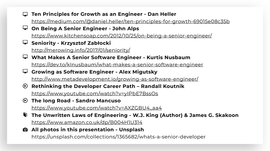 Ten Principles for Growth as an Engineer - Dan ...