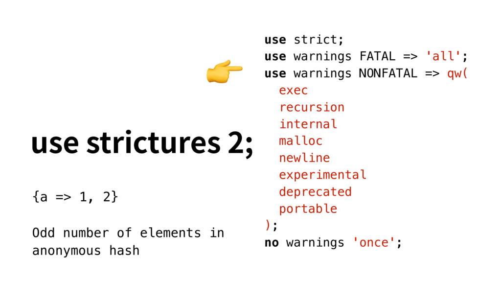 VTFTUSJDUVSFT use strict; use warnings FATA...