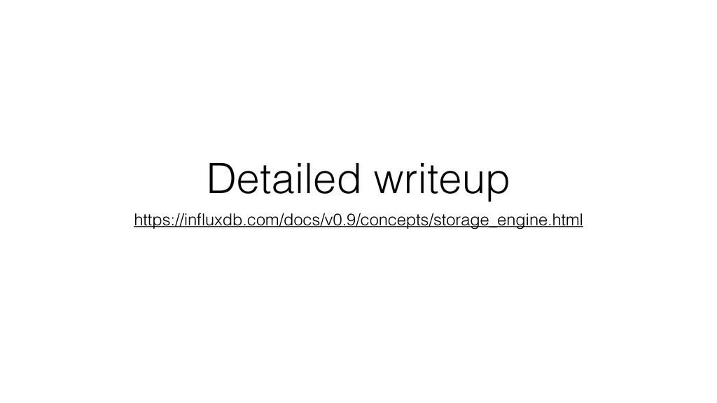 Detailed writeup https://influxdb.com/docs/v0.9/...