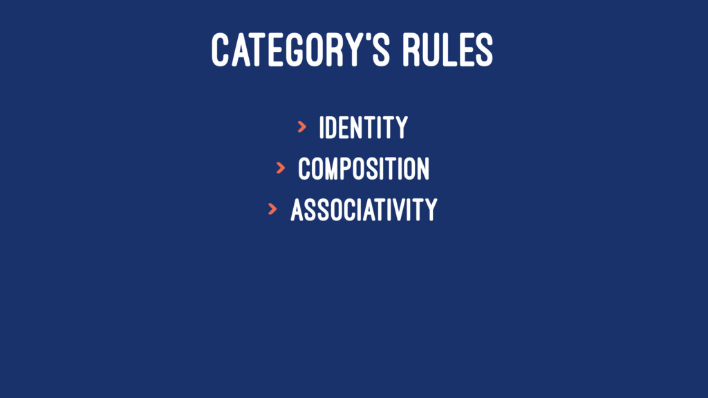 CATEGORY'S RULES > Identity > Composition > Ass...