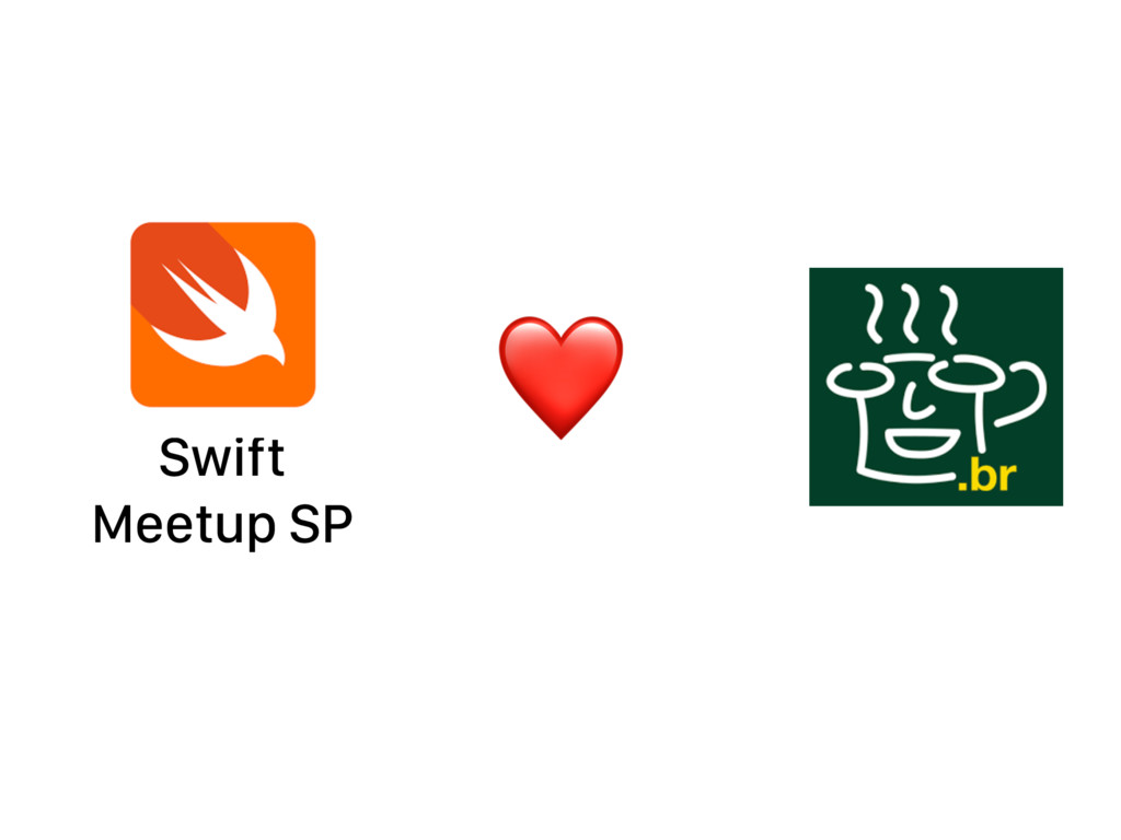 Swift Meetup SP ❤