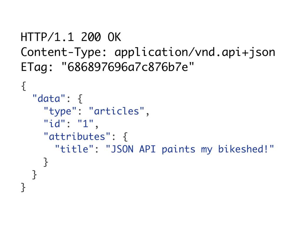 "{ ""data"": { ""type"": ""articles"", ""id"": ""1"", ""att..."