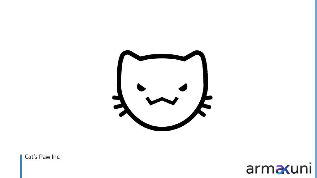 Cat's Paw Inc.
