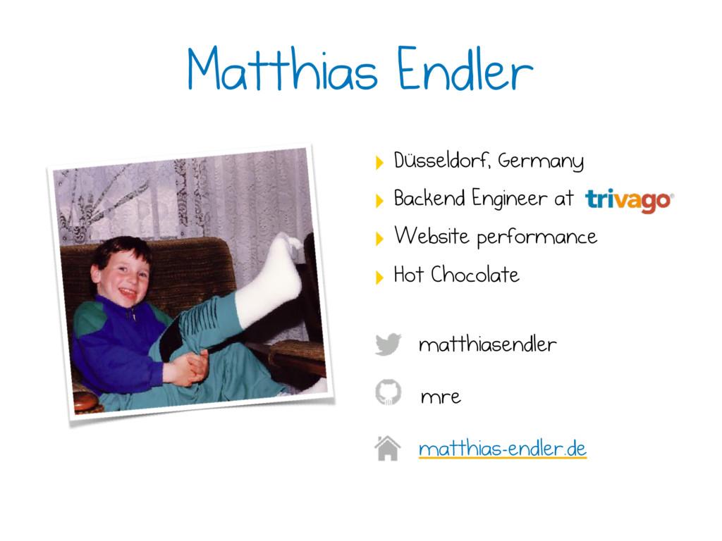 ! Düsseldorf, Germany ! Backend Engineer at ! W...