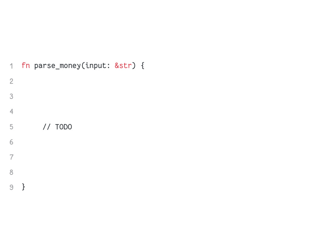 fn parse_money(input: &str) { let parts: Vec<&s...