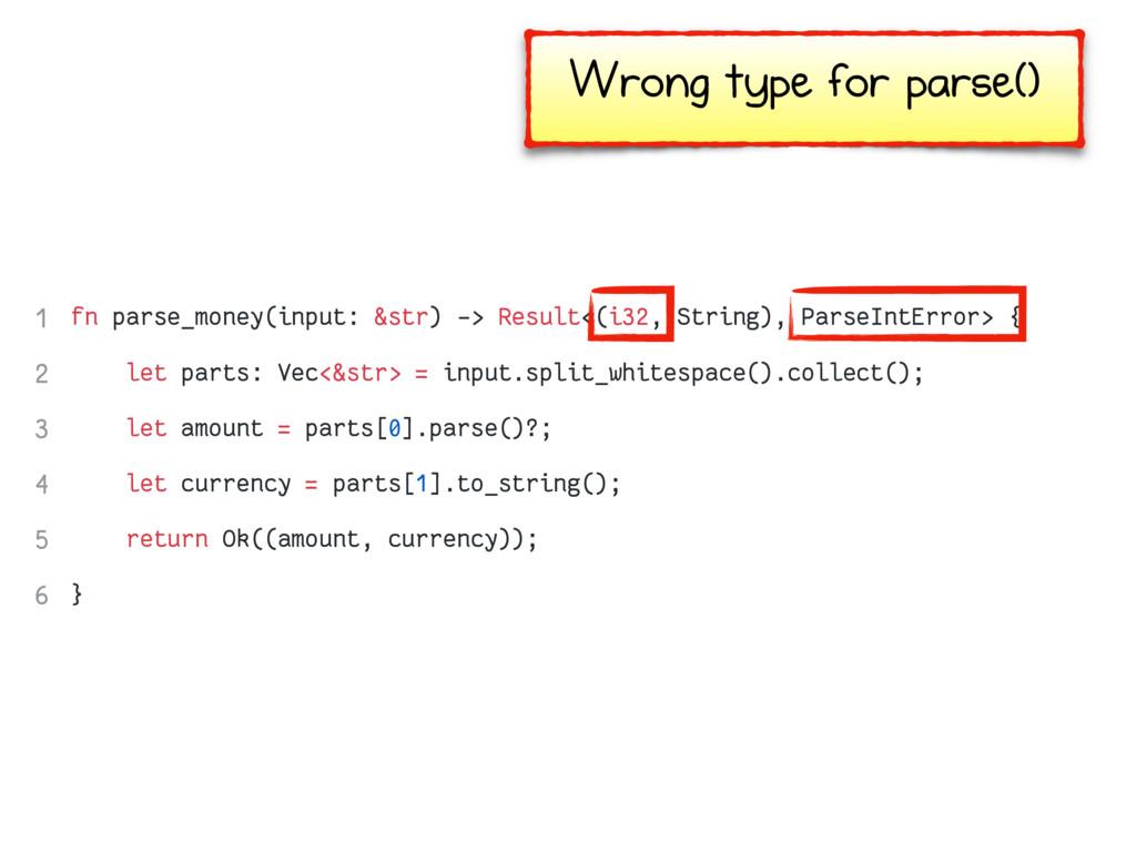 fn parse_money(input: &str) -> Result<(i32, Str...