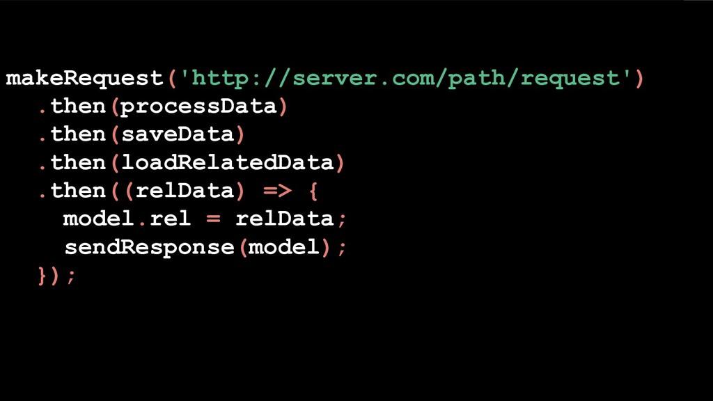 makeRequest('http://server.com/path/request') ....