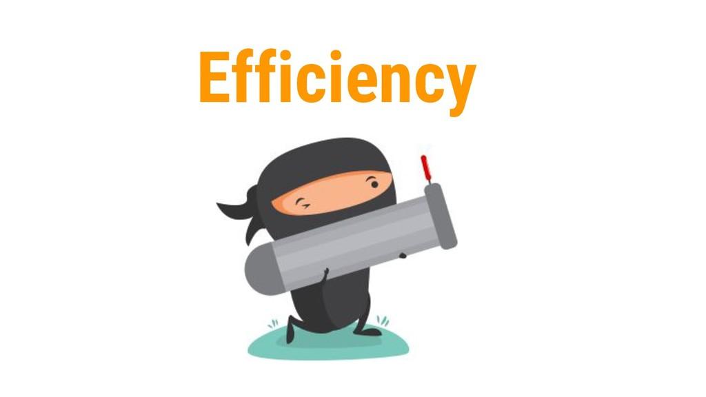 39 Efficiency