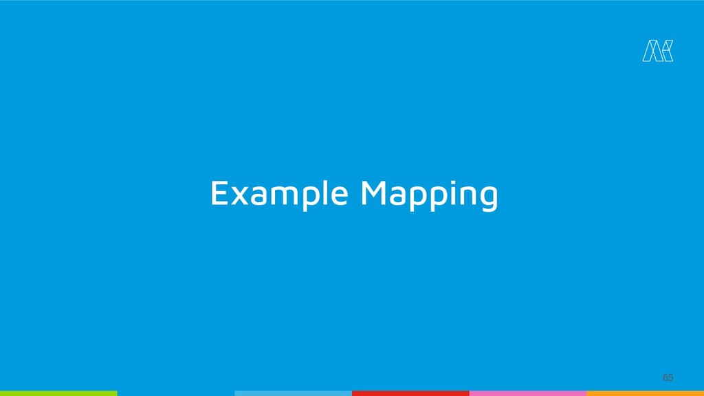 65 Example Mapping