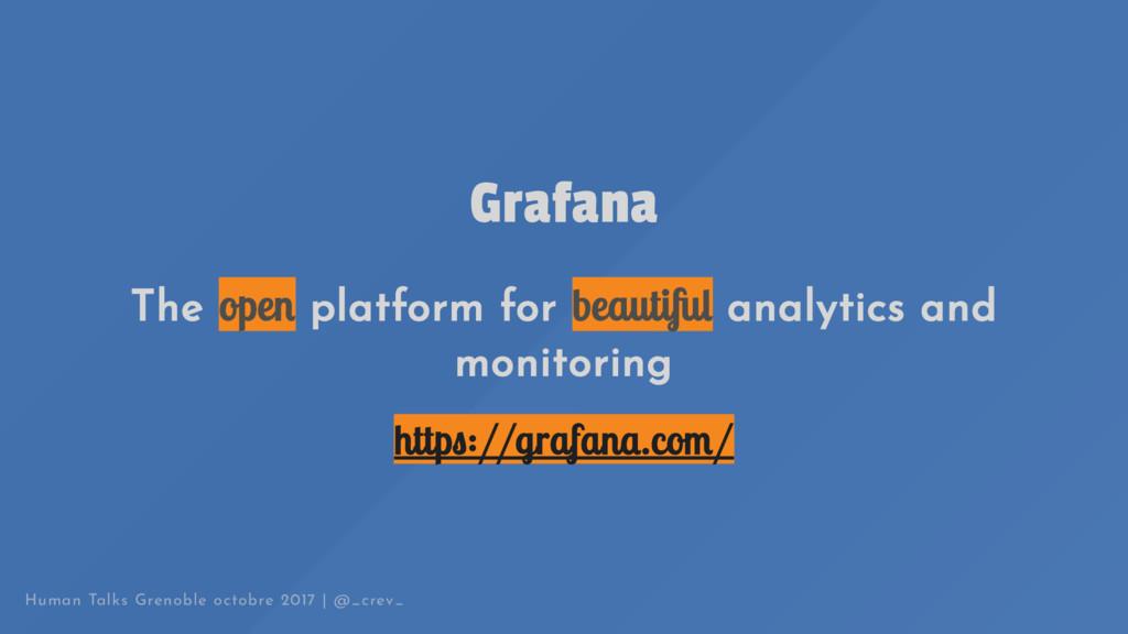 Grafana The ope platform for beauti analytics a...