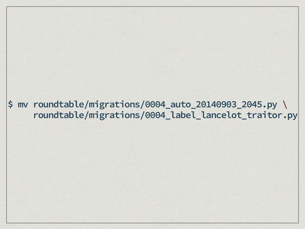 $ mv roundtable/migrations/0004_auto_20140903_2...