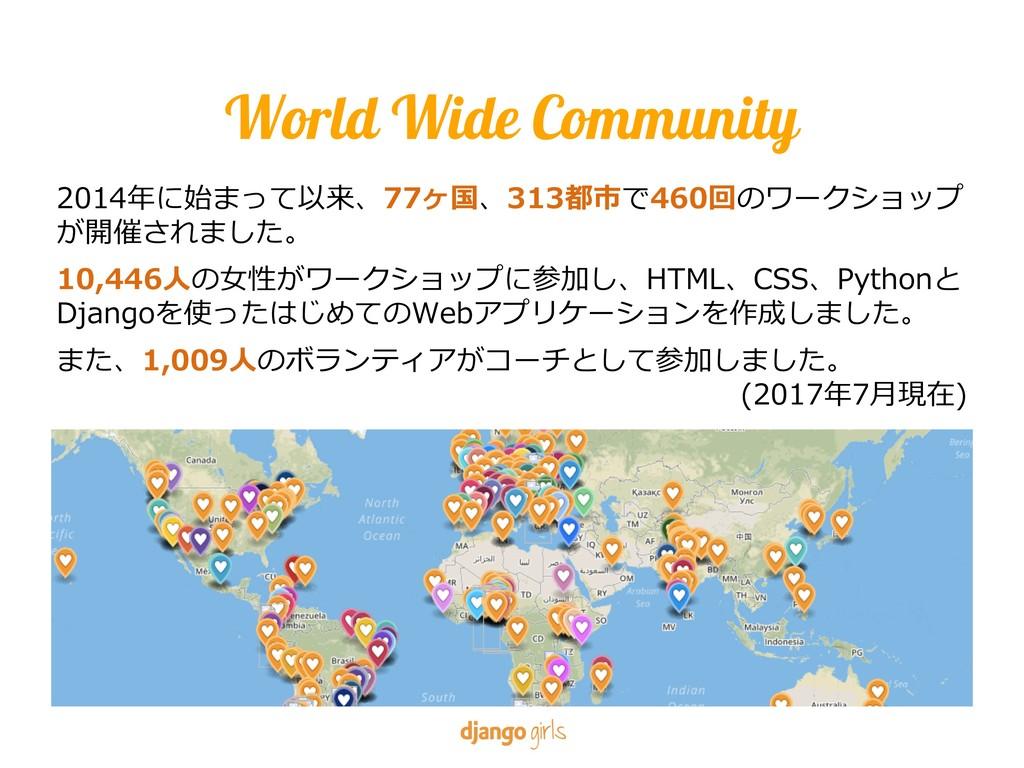World Wide Community Dg b      MP T ...