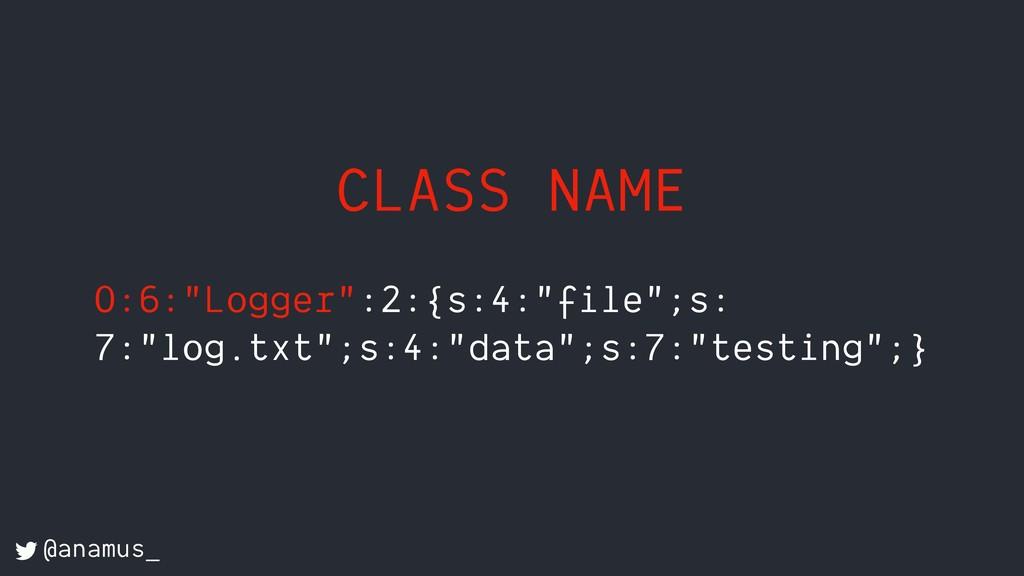 "O:6:""Logger"":2:{s:4:""file"";s: 7:""log.txt"";s:4:""..."