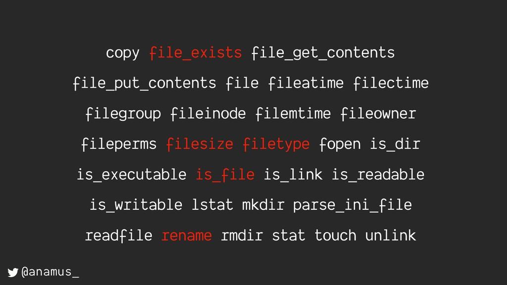 copy file_exists file_get_contents file_put_con...