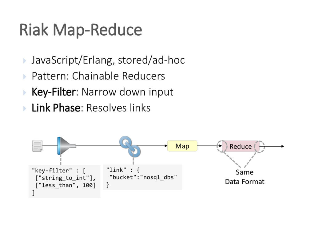  JavaScript/Erlang, stored/ad-hoc  Pattern: C...