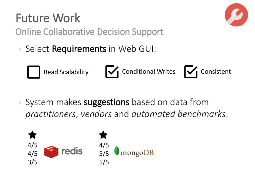  Select Requirements in Web GUI:  System make...