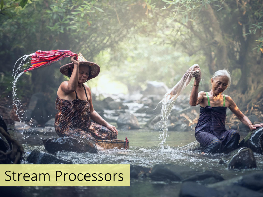 Stream Processors
