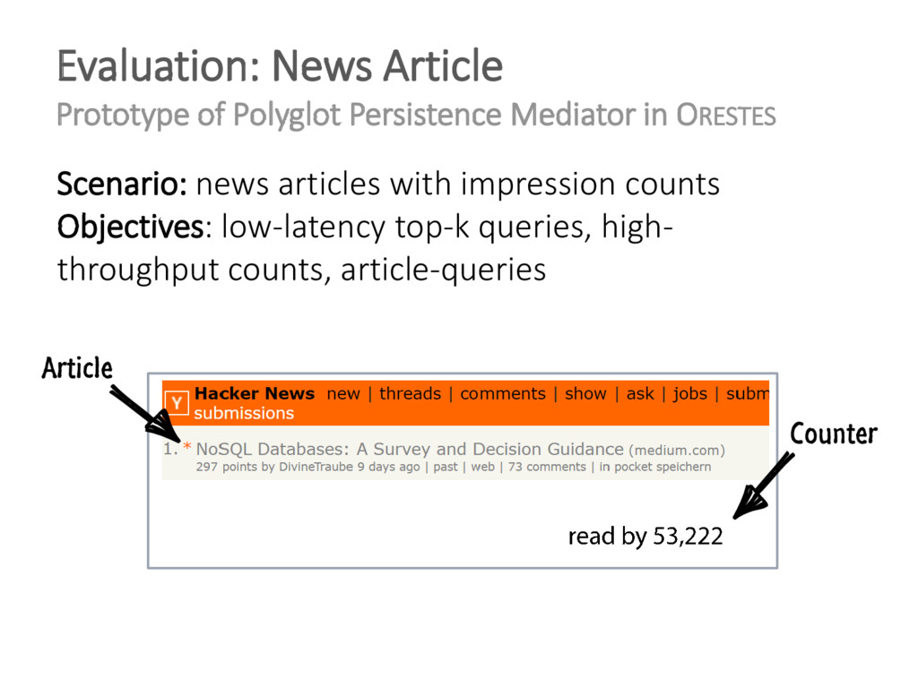 Evaluation: News Article Prototype of Polyglot ...