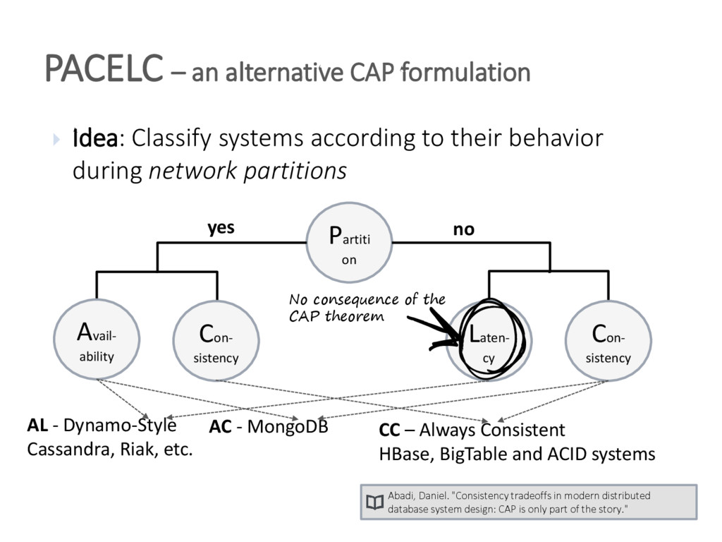  Idea: Classify systems according to their beh...