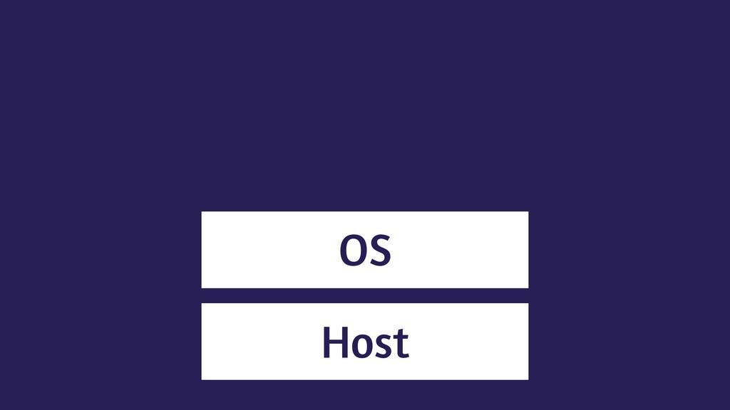 Host OS