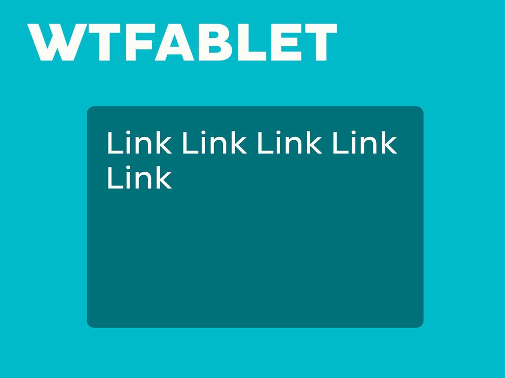 WTFABLET Link Link Link Link Link