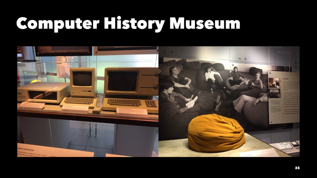 Computer History Museum 25