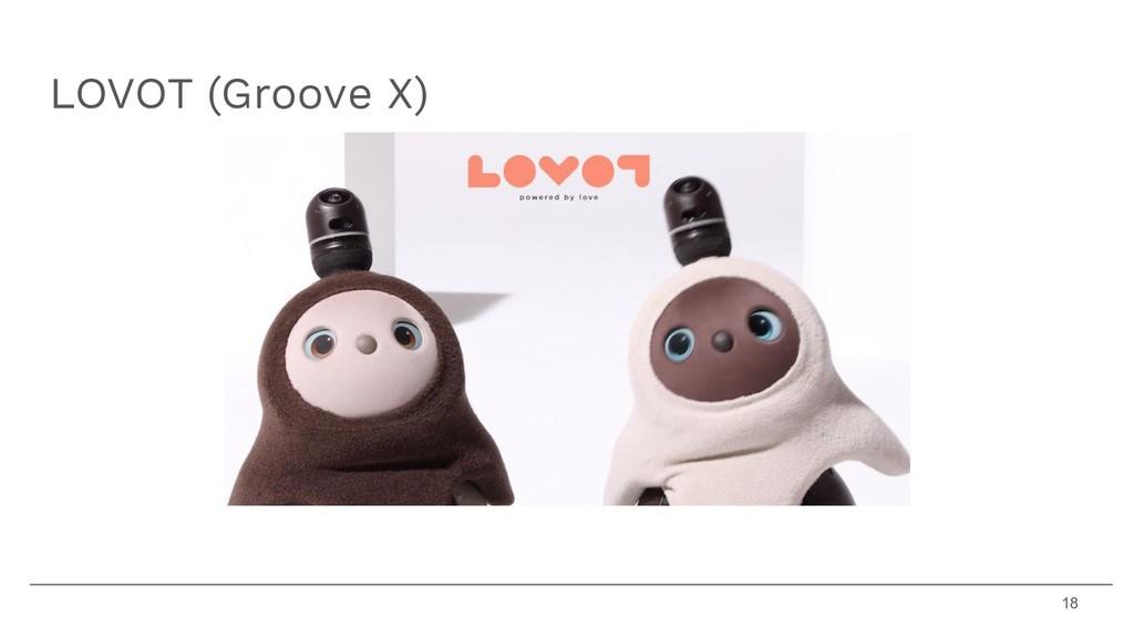 LOVOT (Groove X) 18